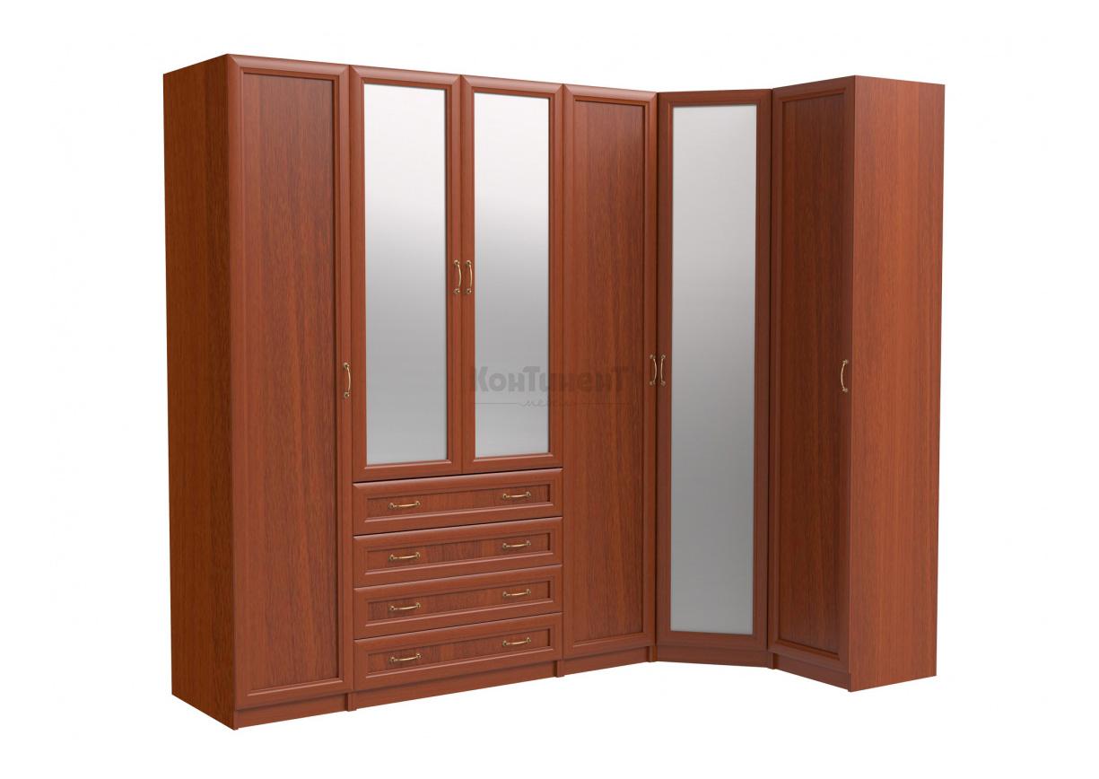 Угловой шкаф Эльза-6 фото