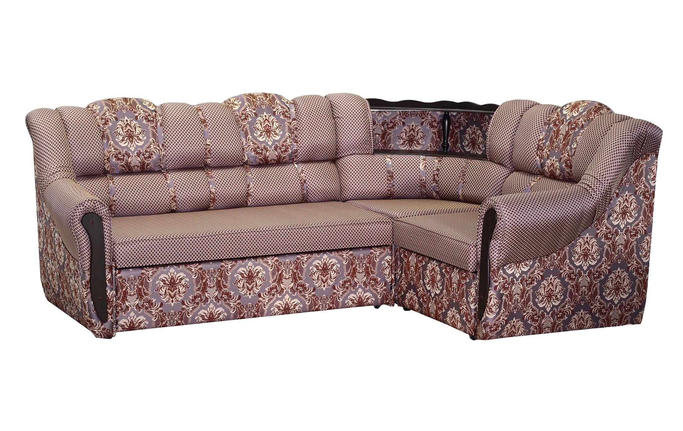 Угловой диван Белла-М (Люкс) фото