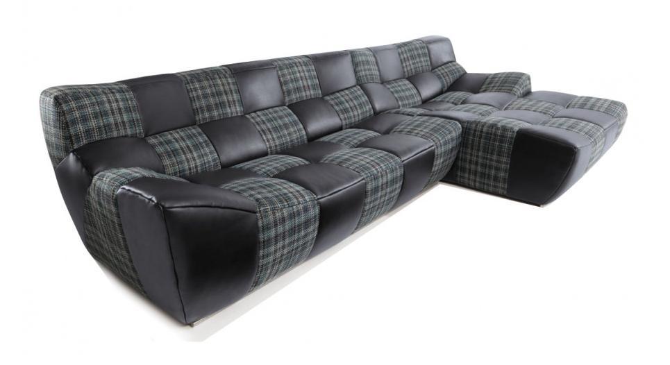 Угловой диван Бронкс фото