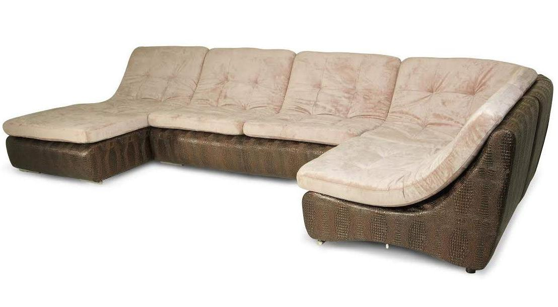 Угловой модульный диван Монреаль-2