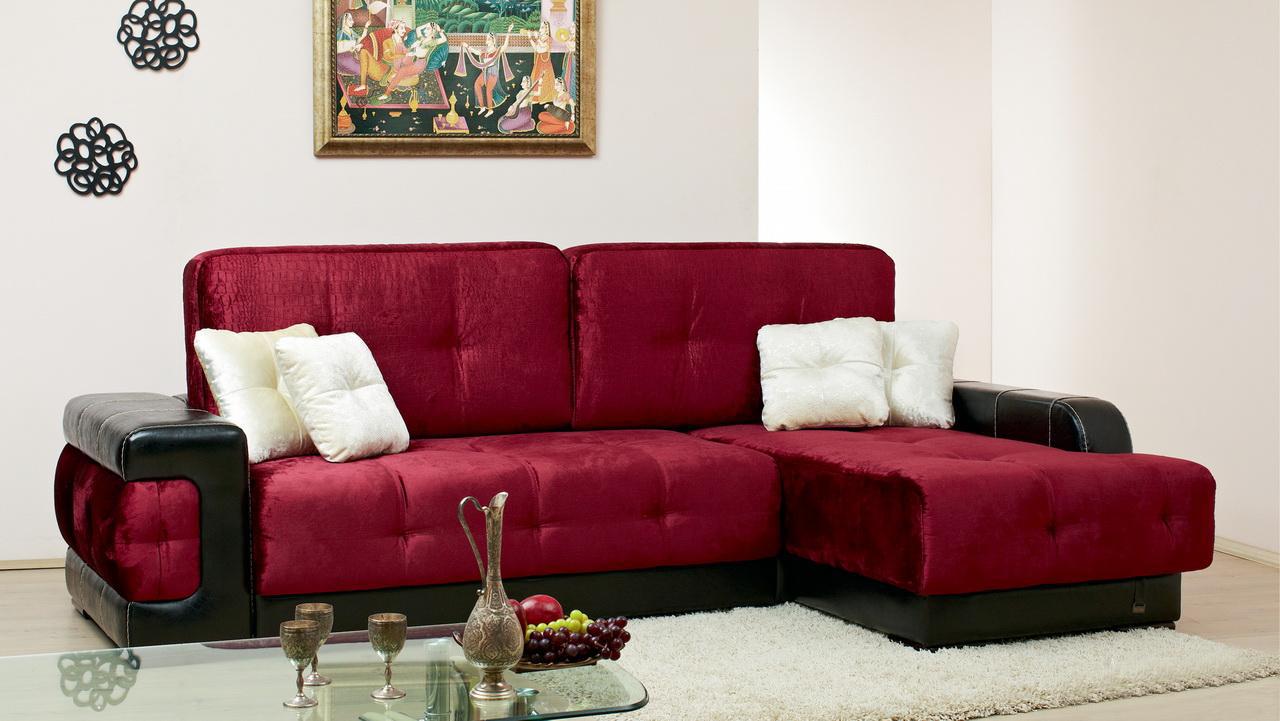 Угловой диван Ницца-1 фото