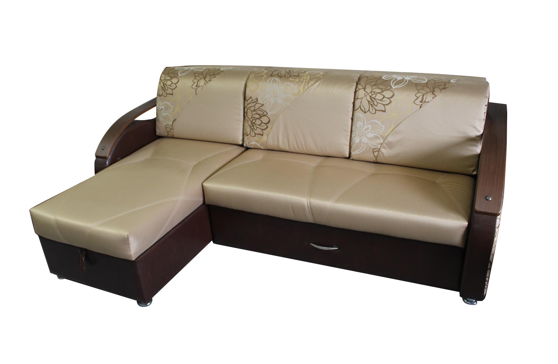 Угловой диван Три Кита фото