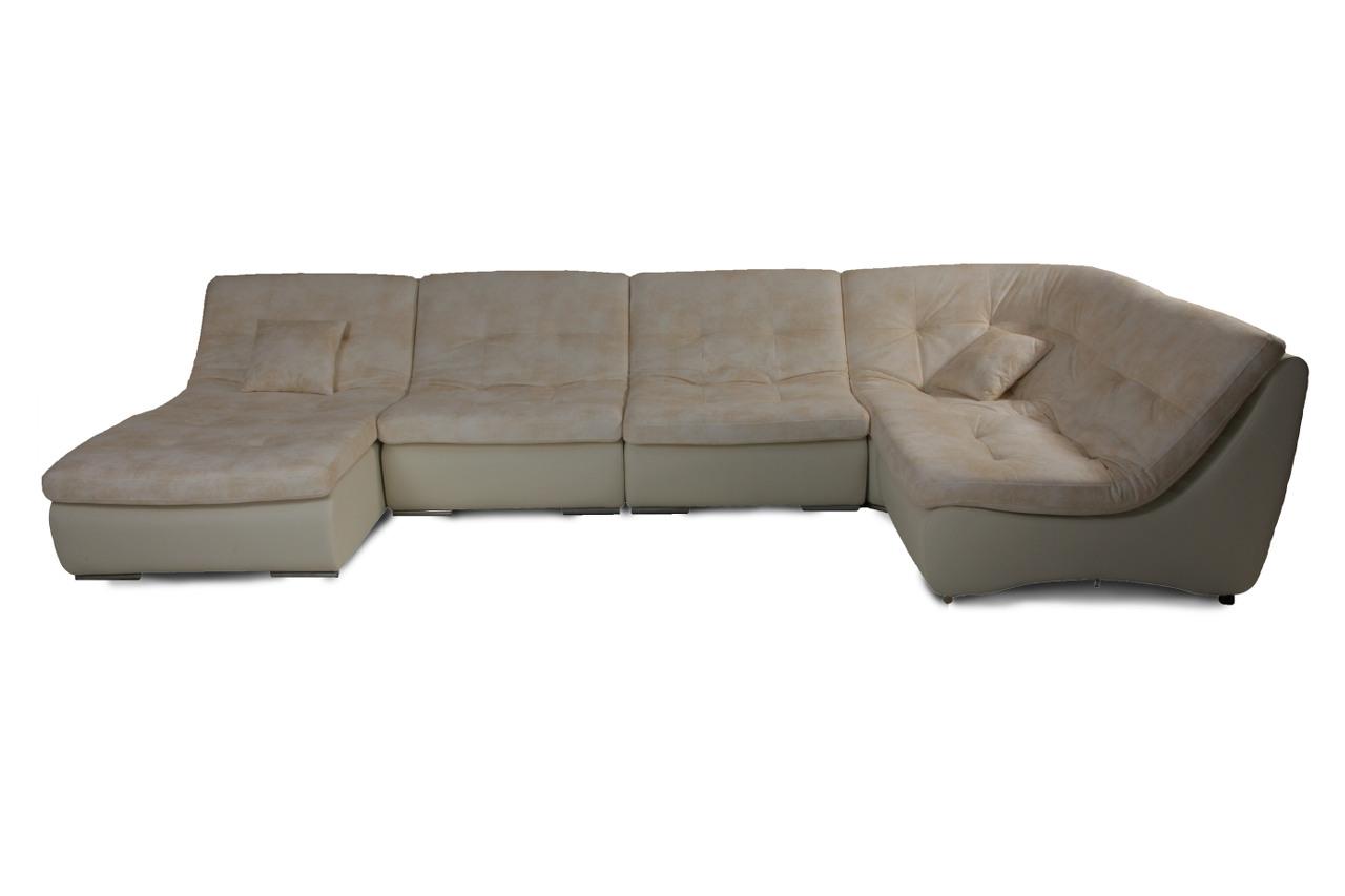 Угловой модульный диван Монреаль-1