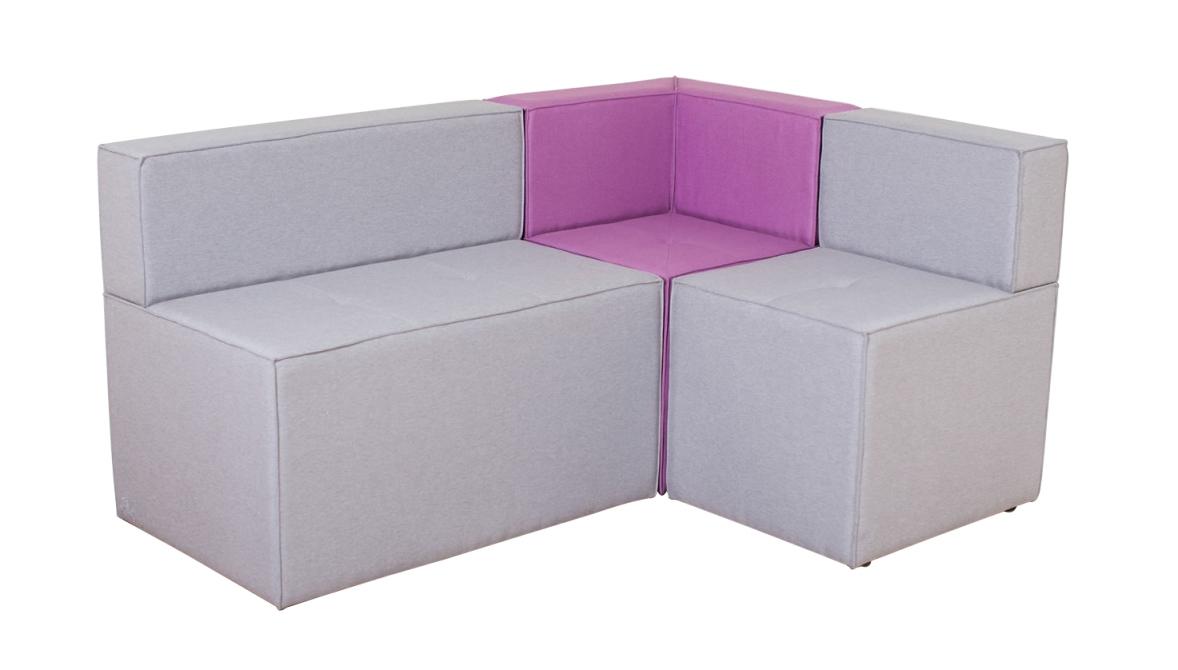 Угловой модульный диван Берни