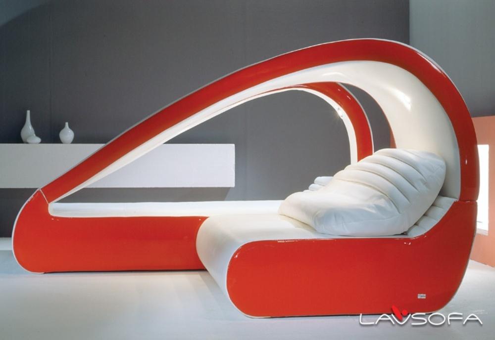 Интерьерная кровать Венера