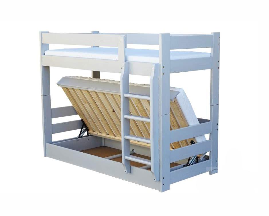 Детская двухъярусная кровать Идея